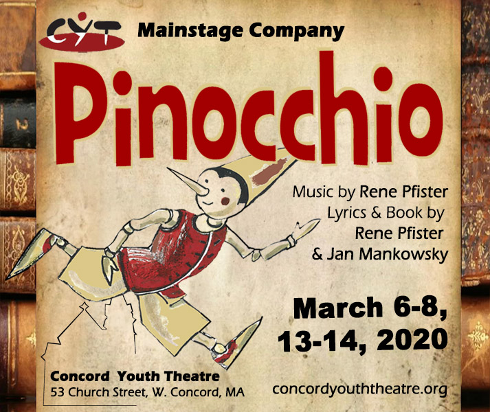 Tickets For Pinocchio Are On Sale!