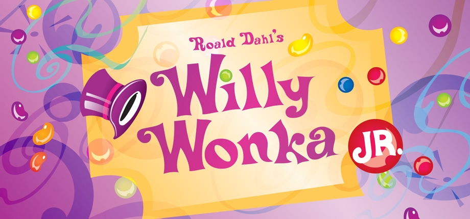 Tickets For Roald Dahl's Willy Wonka Jr. are on Sale!